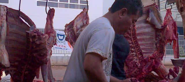 lapak daging