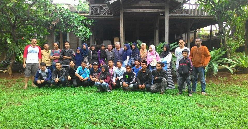Suasana Nyaman dan Asri, Di Kampung 99 Pepohonan